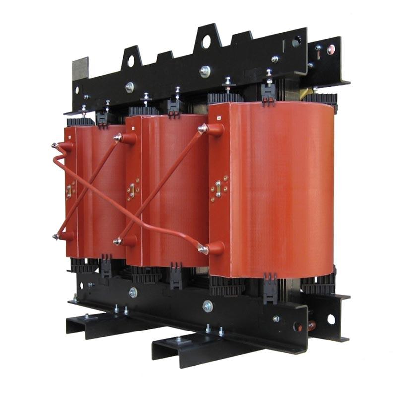 Trasformatore Trifase Resina BT MT 630kVA 15000 400V 50Hz AN 1850kg FDUEG