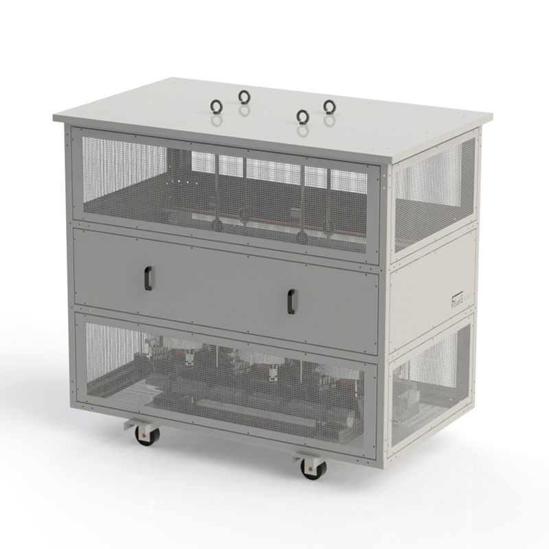 Box Di Protezione IP21 Per Trasformatore In Aria Forzata FDUEG