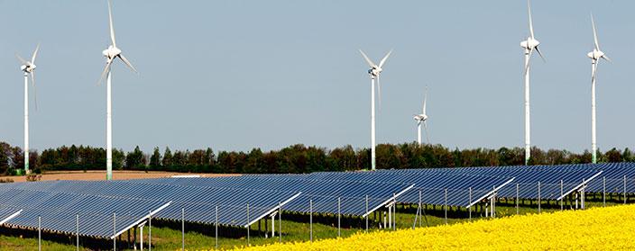 Filtri passivi FDUEG per impianti eolici e fotovoltaici