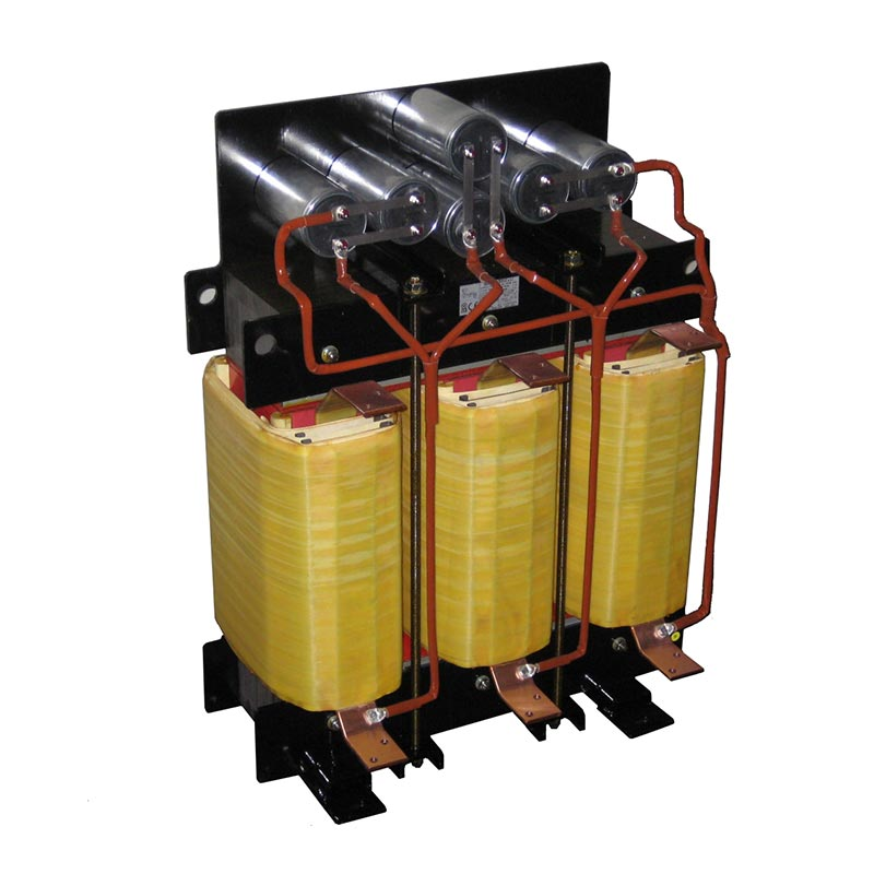 Reattore di filtro rete AC correnti armoniche Filtro sinusoidale FDUEG