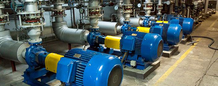 Trasformatori di avviamento motore FDUEG per stazioni di pompaggio