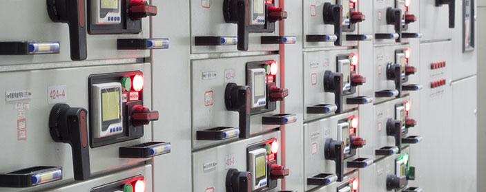 Trasformatori per elettronica di potenza sala di distribuzione