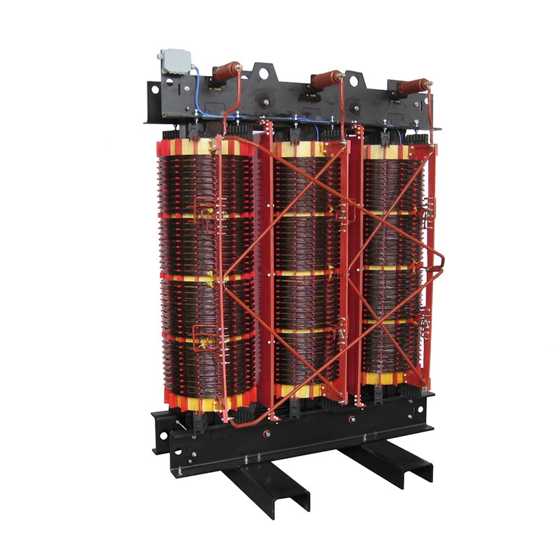 Dry type Transformer for 12 pulse rectifier 2000 kVA 15000 +- 2x2,5 %-407-408 V 50 Hz AN 4900 kg FDUEG