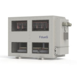 Elektronische transformator box IP 44 FDUEG
