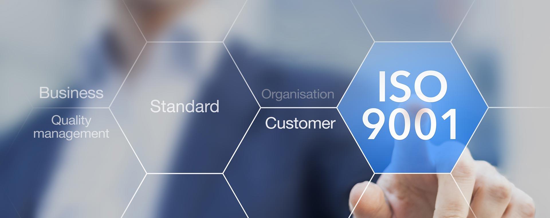 FDUEG - Sistema Qualità certifificato ISO 9001 2015