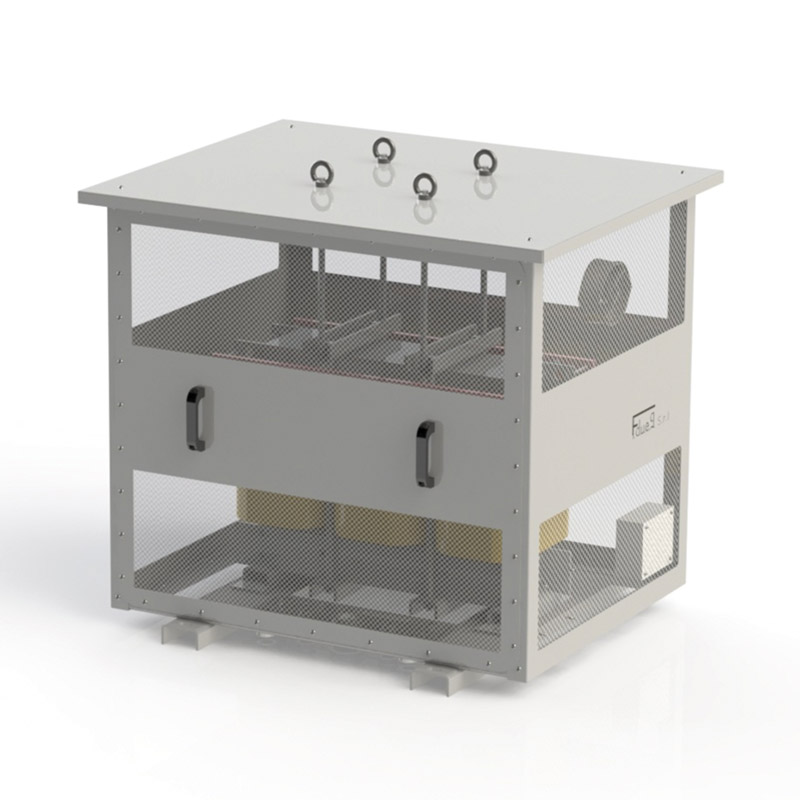 IP21 protection box with fans FDUEG