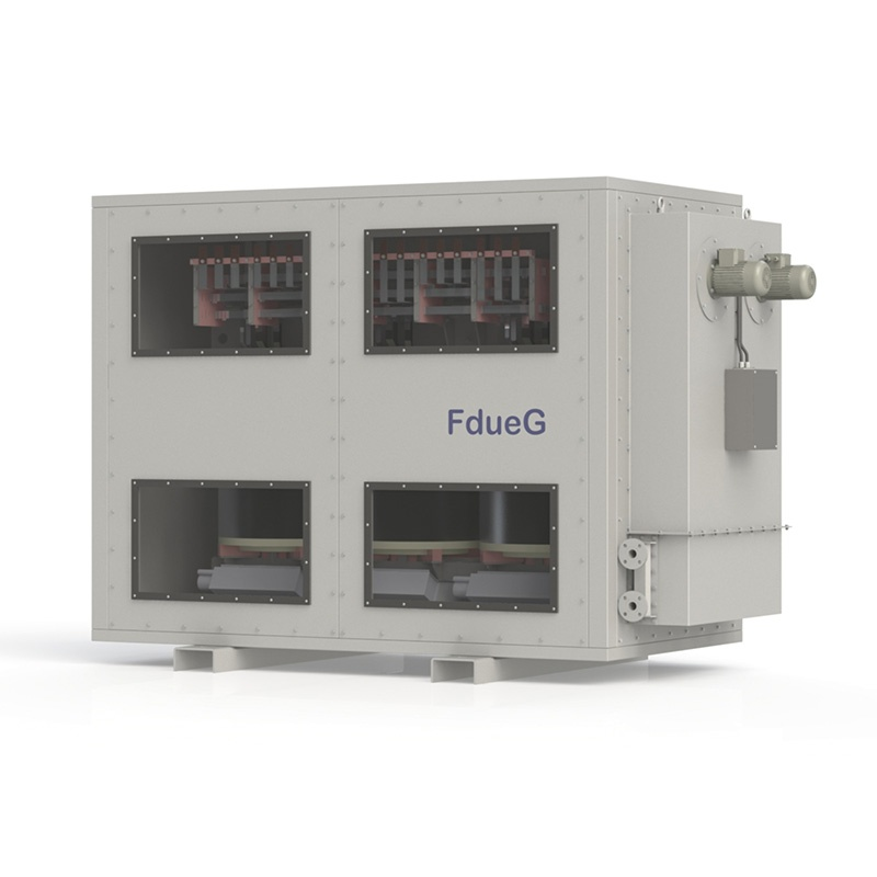 IP44 protection box with air-water heat exchanger FDUEG