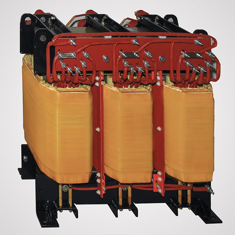 Low voltage transformer for marine application FDUEG