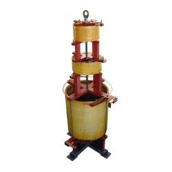Réacteur noyau d'aire - Ensemble de réacteurs pour salle d'essai de 1.7 A 10000 A de 0.1 mH à 819.2 mH FDUEG