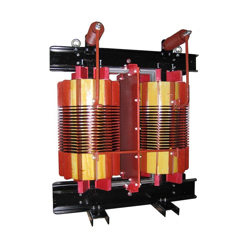 Réacteurs de terre neutre 24-50-125 25kVA 20000-400V Sovraccarico A 108kVA Per 60 Sec. AN 300kg FDUEG