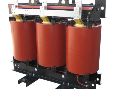 Three Phase Cast Resin Transformer 500 kVA 20000-400 V 50 Hz AN 1600 kg FDUEG