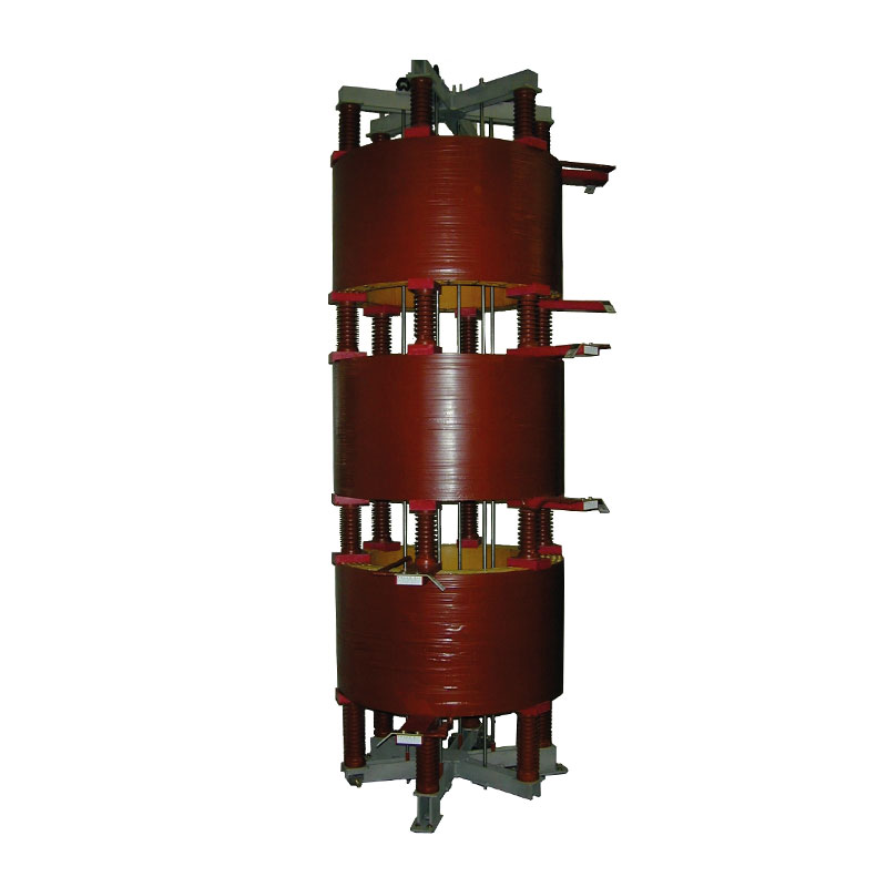 Three-phase stacked current limiting reactor FDUEG