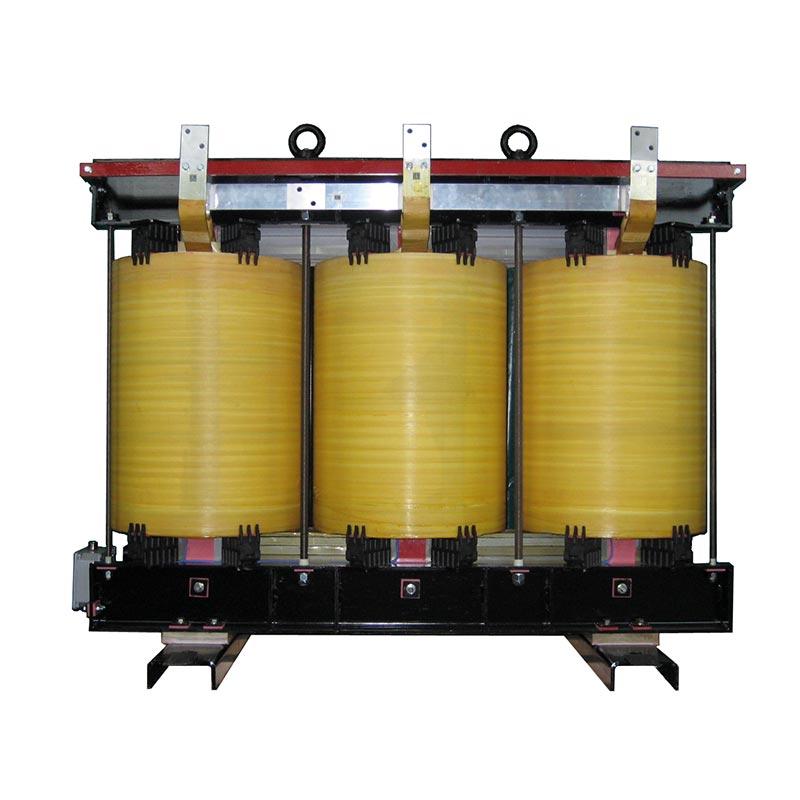 Transformateurs de type sec 962,5kVA 220-409V 50Hz AN 2506kg FDUEG