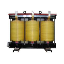 Transformateurs de type sec triphasé pour centrale photovoltaïque 962,5 kVA 220 409 V 50Hz AN 2500 kg FDUEG