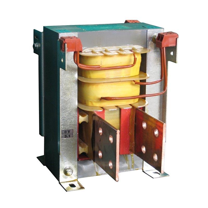 Transformateurs spéciaux 2kVA 440-1.2V 1670A 50Hz AN 60kg FDUEG