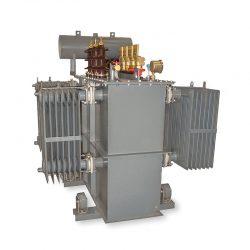 Transformateur immergé dans l'huile Triphasé immergé dans l'huile 1250 kVA 15000 400 V Dyn11 50 Hz ONAN-2900kg-FDUEG