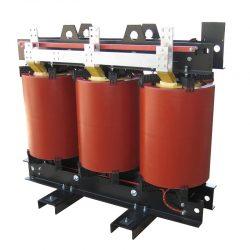 Transformateurs de résine triphasé MT BT 500kVA 2000 400V 50 Hz AN 1600 kg FDUEG
